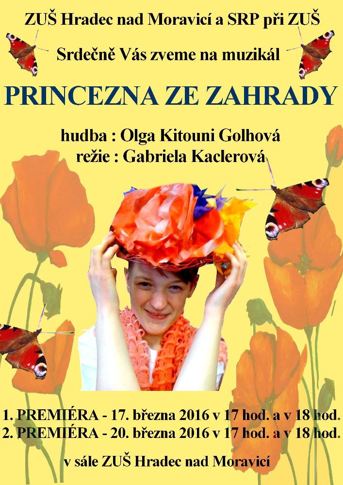 Princezna ze zahrady
